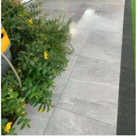 Managers Special Outdoor Porcelain Tiles 1/2 price only £29.95 per square Metre