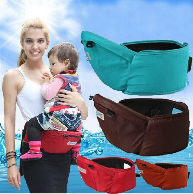 HippyChic Hip Baby Carrier