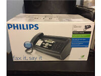 Professional Phone and Fax Machine