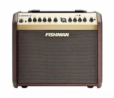 Fishman PRO-LBT-500 Loudbox Mini Acoustic Guitar Bluetooth Amplifier 60W