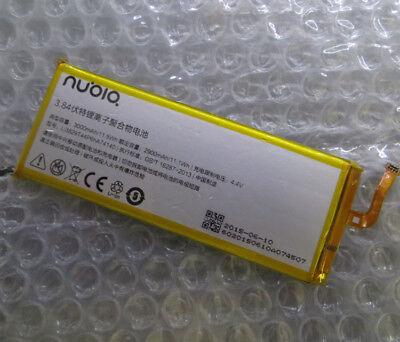 1x New Battery For ZTE Nubia My Prague NX513J m5M Li3821T44P6h3342A5 2200mAh