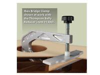 Ibex clamp acoustic repairs