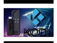 ✨✨🔥Amazon fire stick fully loaded with kodi & mobdro 🔥✨✨