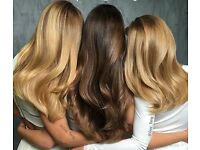 Hair Extensions - service exchange *professionals only*