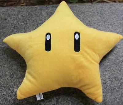 Plüschtiere 30cm super mario bros plüsch niedlichen stern plüsch weiche puppen Super Mario Plüsch-puppen