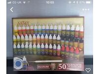 Mega paint set of the army painter