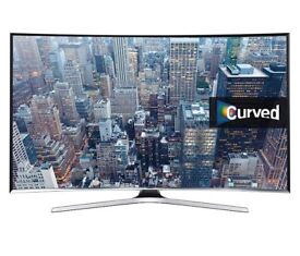 Samsung UE48J6300 Smart Curved Full HD 48 Inch LED TV with Built-In WiFi and Freeview HD
