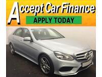 Mercedes-Benz E220 AMG Sport FROM £88 PER WEEK!