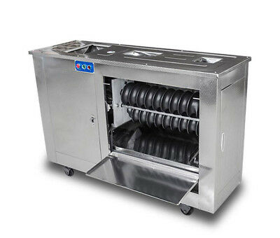 Intbuying Automatic Dough Dividerrounder Food Grade 110v 95-105grams