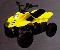 New 90cc at $550 and 110cc at $750 atv's