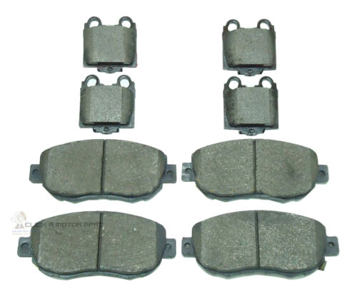 LEXUS IS200 IS300 SC430 MOST MODELS FRONT & REAR BRAKE DISC PADS FULL SET NEW