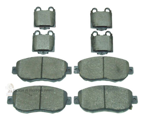 LEXUS GS430 GS 430 2000-2005 FRONT & REAR BRAKE DISC PADS FULL SET NEW