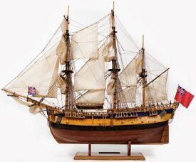 HMS Endeavor Eaglemoss Publications
