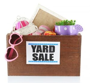 Multi-Family Yard Sale