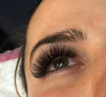 Lash Lifts from $40 and Eyelash Extensions from $80