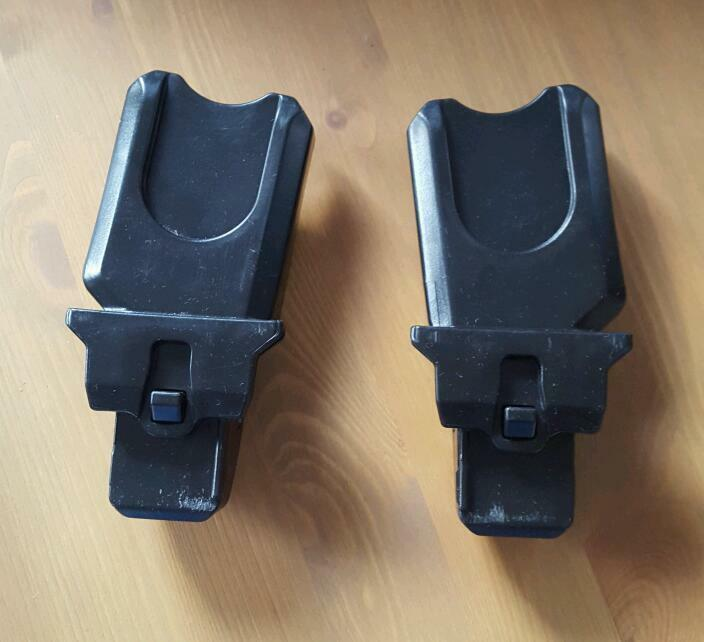 joie car seat adaptors in oakwood derbyshire gumtree. Black Bedroom Furniture Sets. Home Design Ideas
