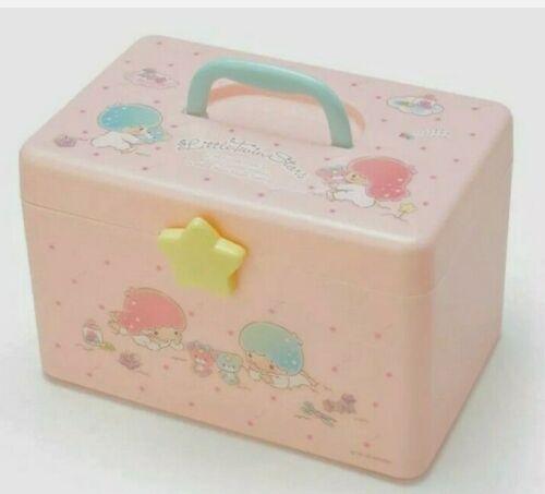 Sanrio Little Twin Stars Large Storage Box with Handle