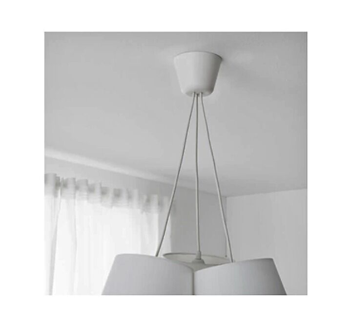 Brand New Ikea Triple Ceiling Cord Set Cluster Pendant Light Fitting In Penny Lane Merseyside