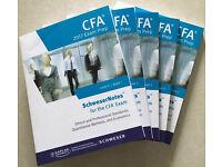 NEW!! 2017 CFA Level 2 Schweser Notes Full Set II