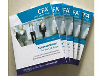 NEW!! 2017 CFA Level 2 Schweser Notes PRINT EDITION 2017 Full Set II