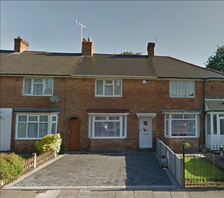 Sidcup Road Kingstanding Birmingham 2 Bed House To Rent Dss Accepted In Great Barr West