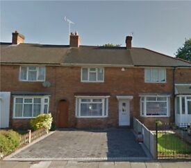 Super 3 Bedroom House In Wensleydale Road Birmingham B42 3 Bed Download Free Architecture Designs Embacsunscenecom