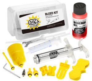 Shimano/ Magura/ Tektro hydraulic brake bleeding kit