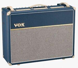 VOX AC30 LTD EDITION BLUE In BOX