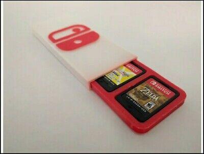Nintendo Switch Game Card Case Holder