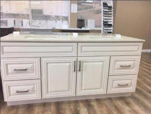 Charming Kitchens, Vanities U0026 Stone Counters @ Factory Prices! We Specialize In All  Your Kitchen