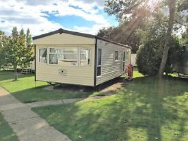 CHEAP STATIC CARAVAN ST HELENS HOLIDAY PARK ISLE OF WIGHT FINANCE AVAILABLE 12 MONTH SEASON