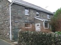 Detached Welsh Stone Holiday Cottage nr Harlech North Wales No Booking fees Book with Owners Direct