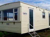 Reighton sands caravan hire