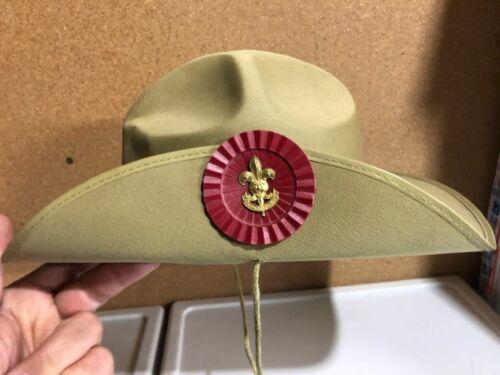 Original Thailand Boy Scout uniform Hat 1990