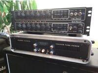 Mesa Boogie Quad Preamp. MARK Series 2 IIC+ 3 III Amp Head Guitar Amplifier)