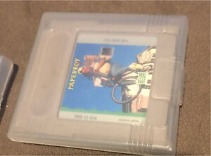 Paper boy $25 gameboy game Edgeworth Lake Macquarie Area Preview