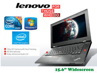 """May Deliver - Gaming Laptop Lenovo T530i - Intel HD 3000 - Core i3 - 4Gb - 15.6"""" - Webcam - DVD-RW"""