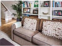 Fabulous quality and comfortable sofa