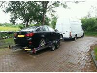 Car transportion - Car recovery - lowered Car transport - Man and van services