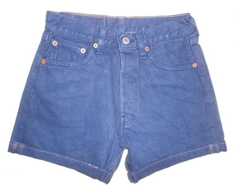 Levi's 501 High Waisted Shorts