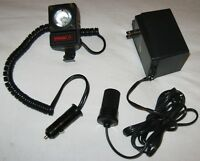 AMBICO AC/DC VIDEO CAMERA CAMCORDER LIGHT