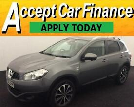 Nissan Qashqai 1.6dCi ( s/s ) 2WD N-TEC+ FROM £51 PER WEEK!