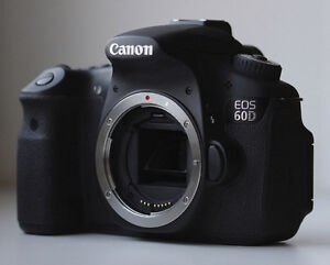 Selling my Canon 60D