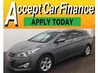 Hyundai i40 1.7TD ( 136ps ) Premium FROM £46 PER WEEK!