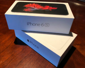 iPhone 6S - 64G - Like New, in the box - Perfect Condition