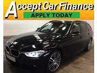 BMW 330 M SPORT TOURING FROM £93 PER WEEK!