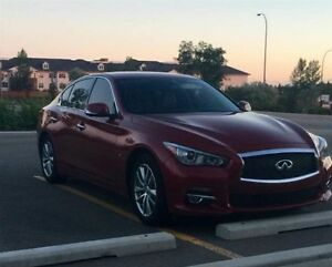 2014 INFINITI Q50 AWD TECH/PREMIUM PACKAGE