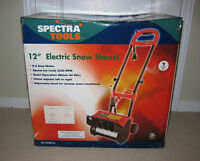 "BRAND NEW Spectra Tools 12"" Electric Snow Shovel"