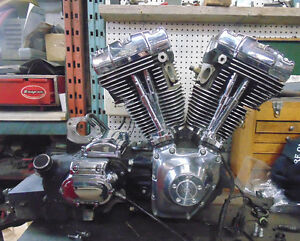 1999 Electra Glide complete engine and Drive train - TWIN CAM 88 London Ontario image 2