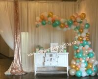 Exciting balloons decor for your child's party